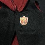 Spider เสื้อคลุมพ่อมด-แม่มด บ้านกริฟฟินดอร์ (แดง) ไซส์5 ***ลด-โลโก้ตีลังกา