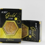 O White HONEY GOLD SOAP