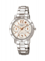 นาฬิกาข้อมือ CASIO SHEEN MULTI-HAND รุ่น SHN-3020D-7A