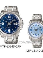 Casio MTP-1314D-2AV+LTP-1314D-2AV