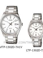 Casio MTP-1302D-7A1V+LTP-1302D-7A1V
