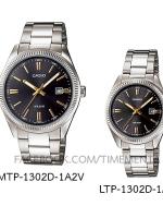 Casio MTP-1302D-1A2V+LTP-1302D-1A2V