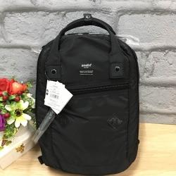 กระเป๋า Anello rucksack nylon day pack back 2017 สีดำ ราคา 1,290 บาท Free Ems