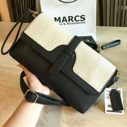 MARCS Clutch & Cross For Lady