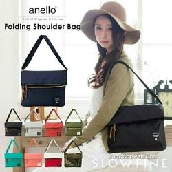 กระเป๋า Anello folding shoulder bag 1,290 บาท Free Ems