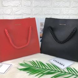 CHARLES & KEITH Rope Handbag มี 2 สีให้เลือกค่ะ