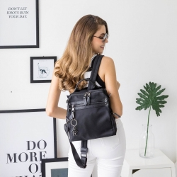 KEEP Kate backpack ( รุ่น NYLON ) New Collection 2018 free ถุงผ้า
