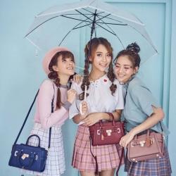 Amory Leather Mini Handbag 2018