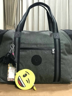 KIPLING EMOJI HANDBAG (LARGE) Limited Edition *สินค้า outlet