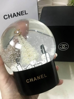 CHANEL VIP GIFT Snow Ball Collection ลูกแก้ว Snow Ball Limited VIP Collection Gift For Purchase (GWP)