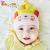 หมวกบีนนี่ (ยกเว้นไหมพรม) หมวกเด็กแบบแนบศีรษะ สำหรับเด็กแรกเกิด - 2 ปี (Beanie)