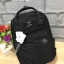 กระเป๋า Anello rucksack nylon day pack back 2017 สีดำ ราคา 1,290 บาท Free Ems thumbnail 5