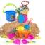 ของเล่นตักทรายครบชุด สีสันสดใส พร้อมแว่นตาไร้เลนส์สำหรับคุณหนู thumbnail 2