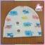 หมวกเด็กอ่อน size 0-6 เดือน (ขายแพ็ค 6 ใบ) thumbnail 1