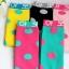ถุงเท้ายาวเด็กหญิง 2-8 ปี ลายจุด แฟชั่นเกาหลี สีสันสดใสน่ารัก thumbnail 5