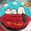 เค้กสนู้ปปี้ (Snoopy Cake) thumbnail 2