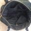 กระเป๋า MANGO NYLON HANDBAG สีดำ กระเป๋าผ้าไนล่อนเนื้อดีและหนา ทรงหมอน มาพร้อมสายสะพายยาว thumbnail 2