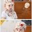 หมวกแก๊ปและผ้ากันเปื้อน Let's Ride! เด็ก 3-24 เดือน thumbnail 5