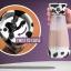 แก้วน้ำใส คนเองได้ Milk Mixer mug <<พร้อมส่ง>> thumbnail 3