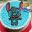 เค้กสติช (Stitch Cake) thumbnail 1