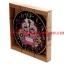 นาฬิกาหัวกระโหลก ทรงกลม Skull Wall Clock <พร้อมส่ง> thumbnail 3