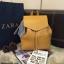 กระเป๋าเป้ Zara Backpack With Scarf สีเหลือง ราคา 1,290 บาท Free Ems thumbnail 2