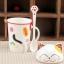 แก้วเซรามิคแมวกวัก <พร้อมส่ง> thumbnail 10