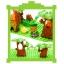บล็อคตัวต่อพลาสติกขนาดใหญ่ ชุดไดโนเสาร์ สำหรับเด็กเล็ก thumbnail 5