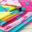 ถุงเท้ายาวเด็กหญิง 2-8 ปี ลายจุด แฟชั่นเกาหลี สีสันสดใสน่ารัก thumbnail 6