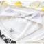 ผ้าซับน้ำลายสามเหลี่ยม ผ้ากันเปื้อนเด็ก [ผืนเล็ก] / Gray Triagle thumbnail 4