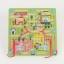 เกมส์กระดานแม่เหล็ก เขาวงกต+กระดานทอยลูกเต๋า 2 in 1 Magic intelligence ball thumbnail 4