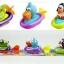 ของเล่นลอยน้ำ เรือน้อยแล่นชิว SASSY water toy baby swimming thumbnail 2
