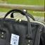 กระเป๋าเป้ ANELLO X PAGEBOY- LOCAL BRAND วัสดุ Polyester canvas สลับหนังกลับ ปากกระเป๋าเปิดปิดด้วยซิปคู่ thumbnail 18