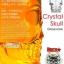 แก้วหัวกระโหลก Crystal Skull ไซส์ใหญ่ <พร้อมส่ง> thumbnail 2
