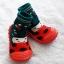 รองเท้าถุงเท้าพื้นยางหัดเดิน ลายเต่าทอง size 19-23 thumbnail 1