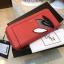 NEW! LYN Long Wallet กระเป๋าสตางค์ใบยาวซิปรอบรุ่นใหม่ล่าสุดวัสดุหนัง Saffiano สวยหรูสไตล์ PRADA ด้านหน้าประดับลายใบไม้ดูมีดีเทล thumbnail 3