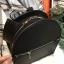 กระเป๋าสะพายเป้ ZARA Sturby Backpack With Zips 2017 สไตล์ PRADA สีเหลือง thumbnail 10