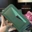 กระเป๋าสตางค์ใบยาว กระเป๋าเงิน CHARLES & KEITH LONG ZIP WALLET CK6-10770220 ซิปรอบ ใบยาว รุ่นใหม่ 2017 ชนชอป สิงคโปร์ - สีเขียว thumbnail 1