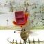 ถ้วย2ช่อง ชมพู (สีพิเศษ) thumbnail 1