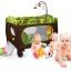 เปลนอนเด็ก Playpen เพเพล ลายยีราฟ พร้อมโมบายและถุงใส่ผ้าอ้อม ส่งฟรี thumbnail 12