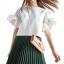กระเป๋า CHARLE & KEITH TURN LOCK WALLET 2016 ใช้ถือหรือสะพายทรงคลัช ล่าสุดชนช็อป! วัสดุหนัง Saffiano สวยหรูสไตล์ PRADA thumbnail 20