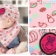 Set หมวกเด็กอ่อน+ผ้ากันเปื้อนสามเหลี่ยม Yummy Vegetable วัย 3-24 เดือน thumbnail 11