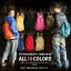 Anello Cotton Rucksack Colourful Collection thumbnail 5