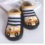 ถุงเท้ารองเท้า มีกันลื่น เด็กเล็กวัย 0-2 ปี เนื้อผ้านุ่มนิ่ม ลายรถยนต์ thumbnail 1