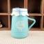 แก้วถังนมเซรามิคสี ห้อยจี้เชือก <พร้อมส่ง> thumbnail 7
