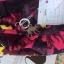 กระเป๋าเป้ Kipling Outlet HK Farbe Mehrfarbig (353 Rose Bloom) แบบหูยาว ไม่มีสายสะพาย thumbnail 12
