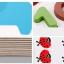 ของเล่นชุดสอนนับเลขไม้สวนสัตว์ Arithmetic Digital Card thumbnail 5