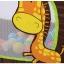 เปลนอนเด็ก Playpen เพเพล ลายยีราฟ พร้อมโมบายและถุงใส่ผ้าอ้อม ส่งฟรี thumbnail 8