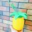 แก้วสับปะรด พร้อมหลอดเกลียว thumbnail 3