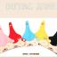 HT404••หมวกเด็ก•• / หมวกบีนนี่-หมีมงกุฎ (สีฟ้า) thumbnail 4